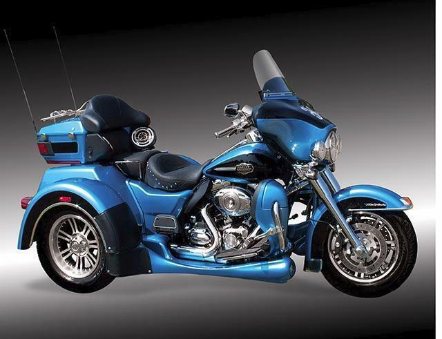 Motor Trike Mtby 0043 Trax Running Board Kit For Sale Online Ebay