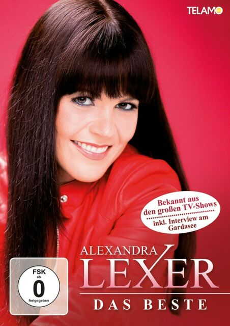 ALEXANDRA LEXER - DAS BESTE   DVD NEW