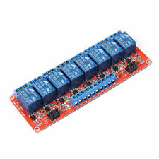 24 Vdc 10 Amp 8 Channel High Low Level Input Relay Boards