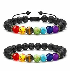 7-Chakra-Lava-Rock-Bead-Bracelet-Volcanic-Stone-Essential-Oil-Diffuser-Bangle