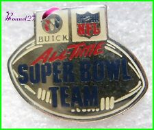 Pin's Sport Football Americain Buick NFL All-time SUPER BOWL TEAM #G5