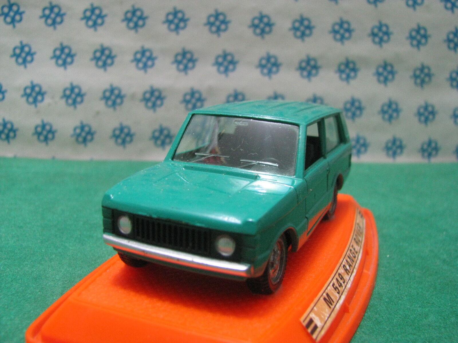 Vintage  -   RANGE  ROVER     -  1 43  Auto-Pilen   M 549   Mint in Box