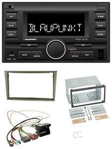 Blaupunkt-MP3-USB-2DIN-Bluetooth-AUX-Autoradio-fur-Opel-Corsa-D-Astra-H-Zafira-B