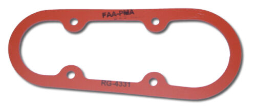 Part # RG-4331 Silicone JACOBS VALVE COVER GASKET FITS R-755 SERIES
