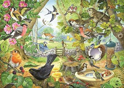 The House Of Puzzles - 1000 PIECE JIGSAW PUZZLE - Dawn Chorus