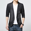 Mens-Denim-Coat-Blazer-Jeans-Suit-Jacket-Outwear-Casual-Slim-Parkas-Formal-Dress
