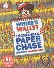 Where's Wally? The Incredible Paper Chase von Martin Handford (2013, Taschenbuch)