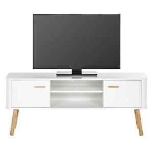 TV-Lowboard Fernsehtisch Fernsehschrank Skandinavisches Design Retro ...