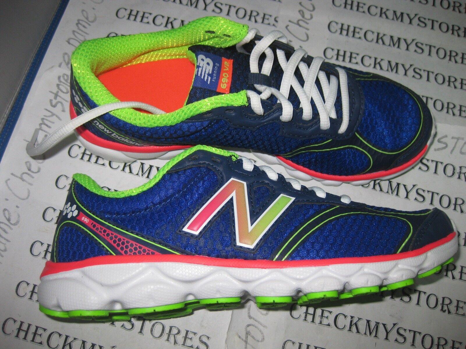 NIB  NEW  NEW BALANCE W690PD2 PREMIUM femmes ATHLETIC RUNNING  FASHION chaussures