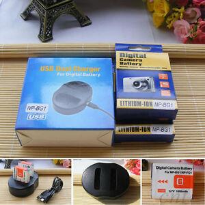 2Xbattery-charger-for-SONY-NP-BG1-NP-FG1-Cyber-shot-DSC-DSC-WX10-DSC-WX1-DSC-W90