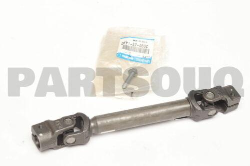 DFY132AB0C Genuine Mazda SHAFT,INTERMED DFY1-32-AB0C