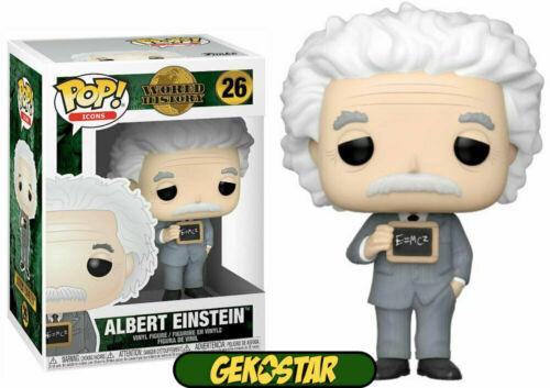 Vinyle Albert Einstein-Funko POP