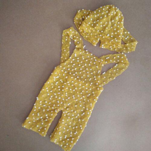 Newborn Baby Girl Boy Crochet Knit Costume Photo Photography Prop Outfits  RF