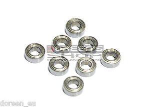 68033-Kugellager-8-Stueck-Ball-Bearings-4-8-3-Mini-Rock-Crawler-Kulak