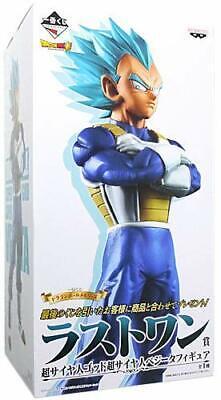 DRAGON BALL MEMORIES Super Saiyan God Vegeta Figure Ichiban kuji Last One prize