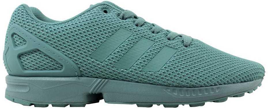 Adidas ZX Flux Mint Green BB2762 Men's SZ 12