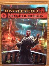 Classic Battletech Jihad - Final Reckoning Source Book
