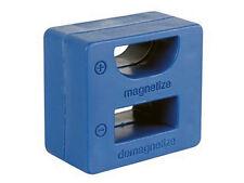 Magnetizer demagnetizer Velleman for screwdrivers tools tips bits screws magnet