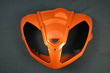 NEW GENUINE APRILIA RSV 1000 Tuono 2006-2009 FRONT FAIRING, Orange AP8184660 (GB