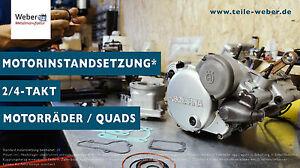 HONDA-125-125cc-MOTOR-REPARACIoN-DE-Recambio-Revision-Cilindro