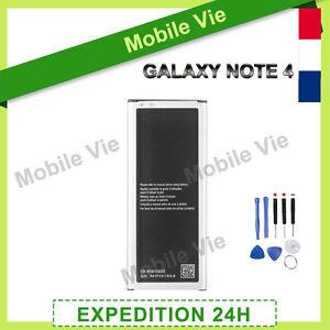 BATTERIE-ORIGINALE-POUR-SAMSUNG-GALAXY-NOTE-4-N910-NEUVE