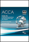 ACCA - P2 Corporate Reporting (INT): Interactive Passcards by BPP Learning Media (CD-ROM, 2010)