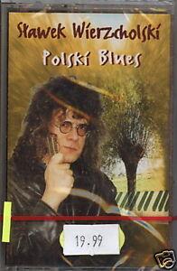 mc-SLAWEK-WIERZCHOLSKI-POLSKI-BLUES-RARE-sealed