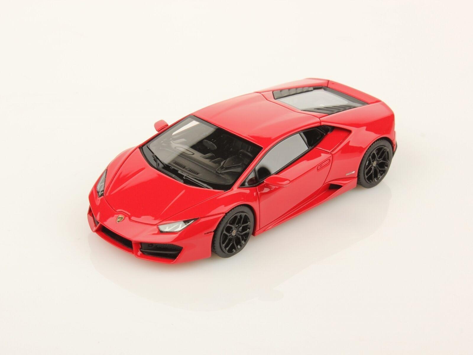 LookSmart Lamborghini Huracan LP 580-2 LA Motorshow 2015, red MARS, 1 43
