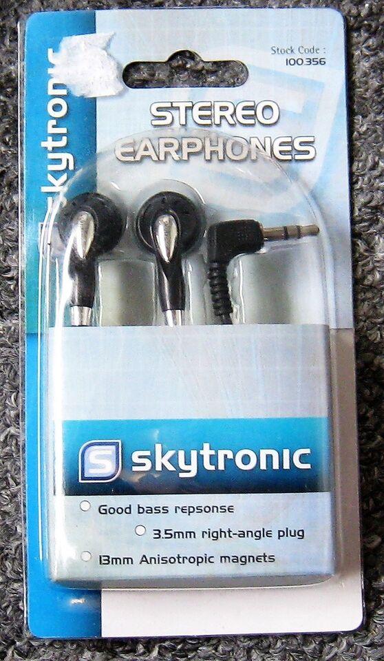 in-ear hovedtelefoner, Andet mærke, Skytronic 100.356