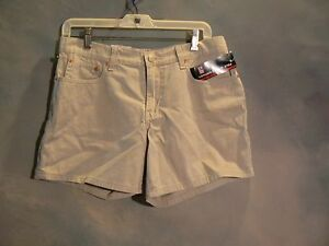 abec4857 NEW WITH TAGS $ 39.00 RALPH LAUREN POLO JEANS CO. LADIES SHORTS SZ 6 ...