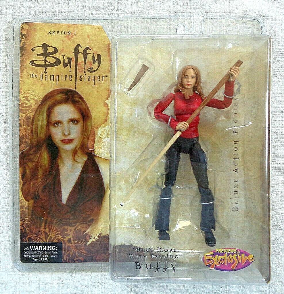 Vistas previas ESCLUSIVE Buffy, la cazavampiros  una vez más con sentimiento  figura 2005