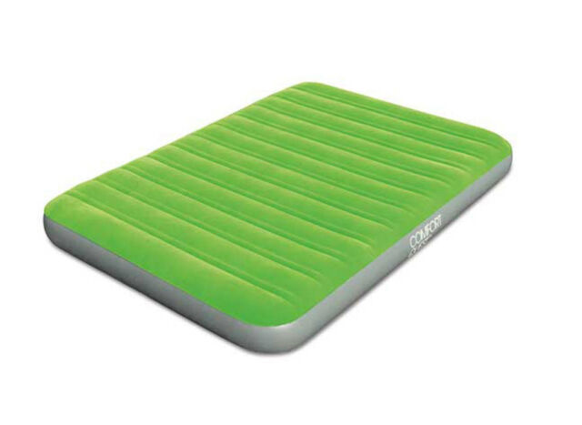 Clearance Bestway Alpine Double Camping Mattress Inflatable Air Bed