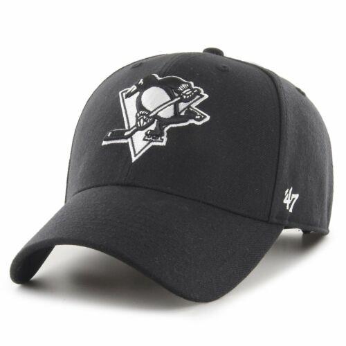 MVP Pittsburgh Penguins schwarz 47 Brand Snapback Cap