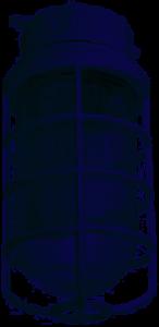 RAB VX200DGW F22 a 22W 120V 4  1 2  Caja de Techo Fluorescente blancoa Nuevo En Caja