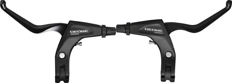 Shimano DEORE BL-T611 BL-T611 BL-T611 Bremshebel für Trekkingrad Felgenbremse I-Spec kompatibel 045603