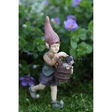 Miniature Faelyn The Elf  for your Fairy/ Faerie Garden