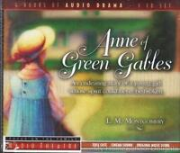 Anne Of Green Gables Focus On The Family Radio Theater 3-cd Audio Set