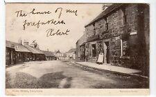 MAIN STREET, LEUCHARS: Fife postcard (C9721)