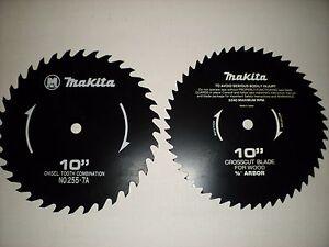 makita circular saw blades. image is loading 2-makita-circular-saw-blades-10-034-crosscut- makita circular saw blades