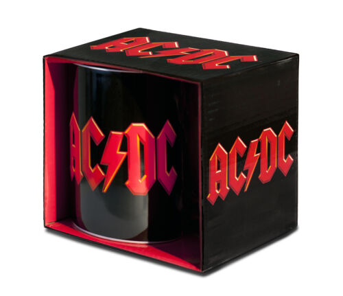 Hard rock-AC//DC LOGO kaffeeasse-Gobelet-disponible sous licence original design