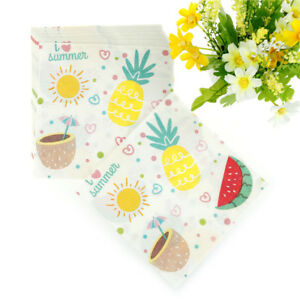 20pcs-Coconut-Pineapple-Paper-Napkins-Disposable-Birthday-Party-Table-Decor-FT