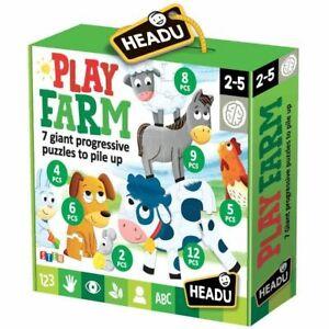 La-mia-fattoria-Puzzle-Progressive-Puzzle-per-Bambini-Bambini