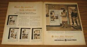 1948-Vintage-Ad-GE-General-Electric-Refrigerators-Number-1-for-Farms