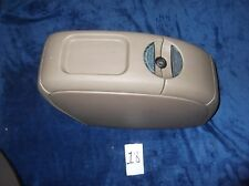 01 02 03 04 05 Chrysler Town & Country Dodge CARAVAN ARM REST Console Tan NICE