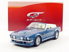 GT Spirit Aston Martin V8 Vantage Volante Blue Met. 1/18 LE of 1000 New In Stock