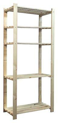 Holzregal Lagerregal Büroregal Holz Regal Ordnerregal Kellerregal Archivregal