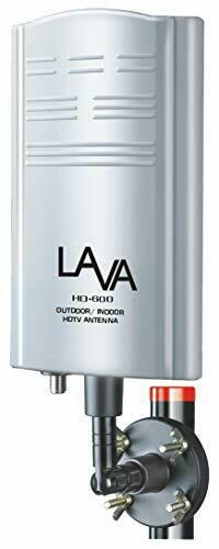 LAVA Outdoor TV Antenna Support 4K 1080P Digital HDTV VHF UHF Free view with A... Available Now for 35.64