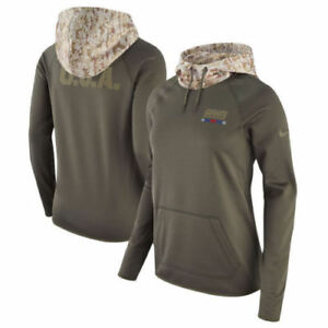 Nike Womens New York Giants STS Hoodie Military Salute To Service ... dad3b990b
