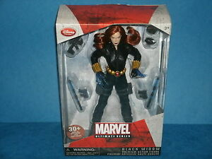 THE BLACK WIDOW 10034 Premium Action Figure Marvel Ultimate Series Disney Store Ex - Manchester, United Kingdom - THE BLACK WIDOW 10034 Premium Action Figure Marvel Ultimate Series Disney Store Ex - Manchester, United Kingdom