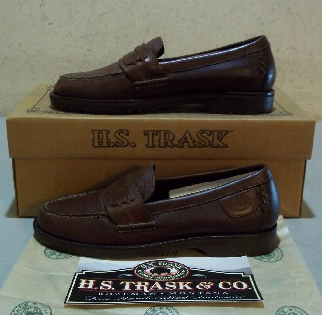 New H.S. Trask Roaring Fork 8 M tan (5734) (5734) (5734) 5f3565